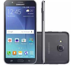 """Smartphone Samsung Galaxy J7 Duos Preto Octa Core, Tela 5.5"""", 4G, Câmera 13MP, Android 5.1 http://compre.vc/s/bec2b764  #PreçoBaixoAgora #MagazineJC79"""