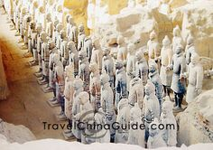Xian Travel China: Attractions, Tours, Transportation, Maps