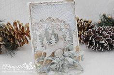 My Little Craft Things: Frilly and Funkie - Winter Wishes