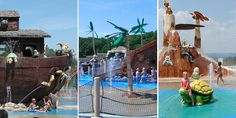 Parky's Ark - one of the cheap fun wet playgrounds in Cincinnati. $2.50/ child $6.00/3children 11am-7pm.   Parkys Ark - Winton Woods  Parkys Pirate Cove - Miami Whitewater  Parkys Wetland Adventure-Woodland Mound