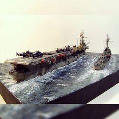 Nice diorama!!! Unknown modeler and scale #scalemodel #plastimodelismo #miniatura #diorama #plasticmodel #plastimodelo #hobby #miniatur #miniature #maqueta #maquette #modelismo #modelisme #modelism #war #guerra #guerre #bataille #scalemodelkit #usinadoskits #udk #passatempo #tiempolibre #ミニチュア #моделизм