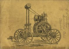 Van Duzen Gas and Gasoline Engine Pamphlet Back Cover   Print   Wisconsin Historical Society