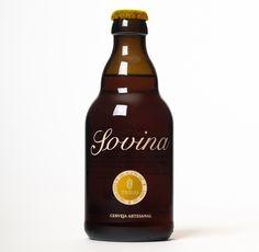Sovina Cerveja Artesanal Trigo