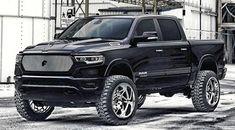 Custom 2019 Dodge RAM 1500 HEMI