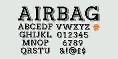 Une collection de 20 typographies gratuites pour vos prochaines créations