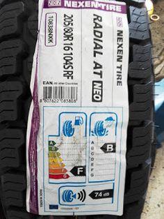 www.elastika4u.gr: Ελαστικά Nexen 205/80/16 All Terrain Προσφορα τιμη...