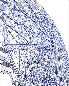 William Steiger : Blue Wonderwheel