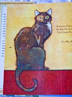 Minette's Feast: The Delicious Story of Julia Child and Her Cat, illustrated by Amy Bates.