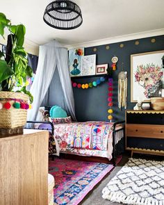 Teen Girl Bedrooms - A lovely take on teen room decor examples and tips. Ought to have magnificent plan reference 2615094073 Teenage Girl Bedrooms, Little Girl Rooms, Girls Bedroom, Bedroom Decor, Bedroom Ideas, Blue Bedroom, Bedroom Designs, Childrens Bedrooms Girls, Grown Up Bedroom