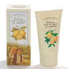 Crema de manos al Limón. Refrescante y desodorante