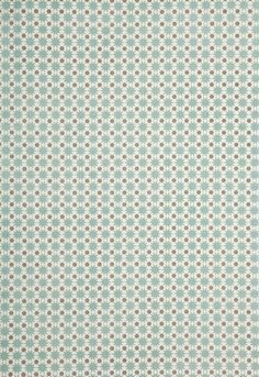 schumacher - Cosmos  Pool / Mouse  Fabric SKU - COS-5