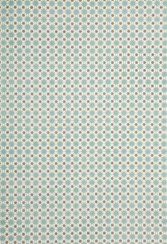 schumacher - Cosmos  Pool / Mouse  Fabric SKU - COS-5