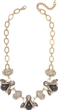 Jeweliq | Noir Honeybee Necklace