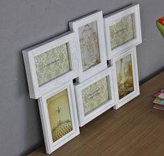 die besten 25 bilderrahmen collage wei ideen auf pinterest schwarzer make up tisch. Black Bedroom Furniture Sets. Home Design Ideas