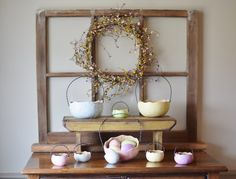 Pastel Easter Baskets    - Meadowbrooke Gourds
