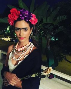 Pin for Later: 14 DIY Frida Kahlo Costumes to Honor the Artist This Halloween