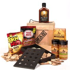 BBQ Game Changer: The Smoker Box | Hickory Grilling Man Crate