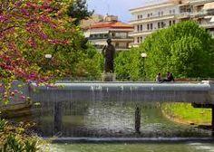 Αποτέλεσμα εικόνας για τρικαλα ασκληπιου Travel Guides, Lifestyle Blog, Greece, Mansions, House Styles, Places, Diaries, Notebook, Posts