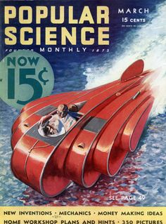 Popular Science cover,1933  from modernmechanix