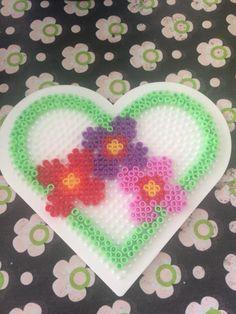 Hjerte i hama mini