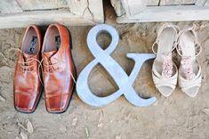Vintage Barn Wedding In California - Rustic Wedding Chic