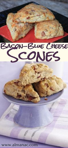 """These savory scones are in the """"Breakfast Treats"""" section of Everyday Baking, but they are also excellent for brunch or dinner, especially with hearty soups or stews."""
