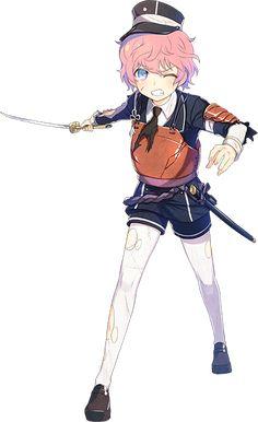 Akita Toushirou - Touken Ranbu Wiki