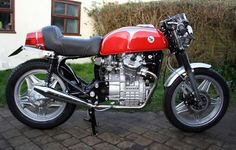 Honda CX500 cafe racer conversion kit
