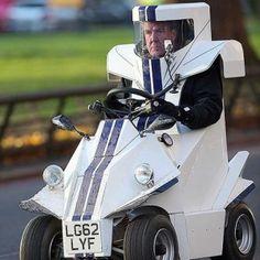 Top Gear Clarkson-Scooter