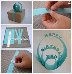 DIY Gift Decor