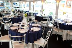 Yacht Wedding, Table Settings, Collection, Weddings, Place Settings, Tablescapes