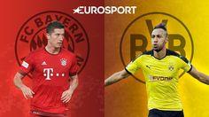 Dortmund-Bayern : Lewandowski-Aubameyang, leur duel de buteurs pourrait relancer la course au titre - Bundesliga 2015-2016 - Football - Eurosport