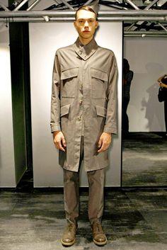 Alexandre Plokhov Spring 2012 Menswear Fashion Show