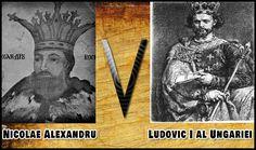 La 10 februarie 1355, Nicolae Alexandru acceptă suzeranitatea regelui Ludovic I al Ungariei asupra Țării Românești în schimbul unor garanții de securitate - » Glasul Românilor de Pretutindeni