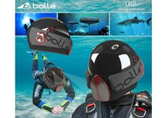 Futuristic ORB Scuba Diving Helmet Allows You to Breath Underwater Without Heavy Equipment Tech Gadgets, Cool Gadgets, Casa Viking, Diving Helmet, Diving Goggles, Scuba Diving Gear, Cave Diving, Snorkel Gear, Scuba Diving Equipment