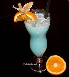 Blue Hawaiian Colada - przepis na drink Blue Curacao, Curacao Azul, Food N, Food And Drink, Blue Hawaiian, Bar Drinks, Drink Bar, Coffee Shop Design, Keto Diet For Beginners