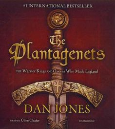 The first Plantagenet king inherited a blood-soaked kingdom from the Normans and transformed it into an empire that stretched at its peak from Scotland to Jerusalem. In this epic history, Dan Jones vividly resurrects this fierce and seductive roya. I Love Books, Good Books, My Books, Eleanor Of Aquitaine, Warrior King, Plantagenet, Wars Of The Roses, Queen Of England, Knights Templar