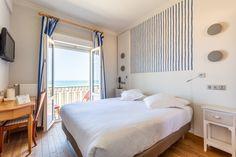 une chambre vue sur mer à Saint Malo