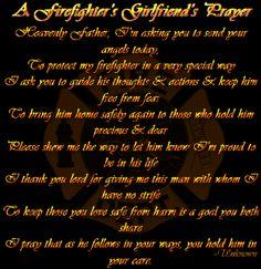 firefighter girlfriend | My Life as a EMT Girlfriend! : Firefighter's Girlfriend Prayer!