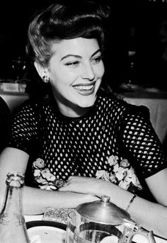 rare ava gardner photos - Google Search