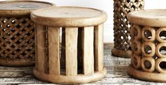 Bamileke Tables