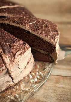 Gluten-Free Chocolate Cake (S) #thm