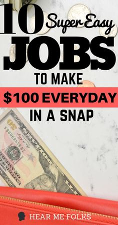 Side hustle ideas to make quick money. Want to make a doing your day job? These non-savvy and don't need any expertise. Take a look at these easy to do gigs and start to make extra the side from home. Make Quick Money, Quick Cash, Make Money From Home, How To Make, Fast Cash, Earn More Money, Make Money Blogging, Make Money Online, Money Tips