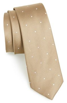 The Tie Bar Woven Silk Tie (Online Only) available at #Nordstrom
