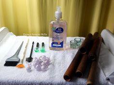 Espaço Sempre Bella: #Resenha - Proteção Redobrada com Gel Antisséptico...