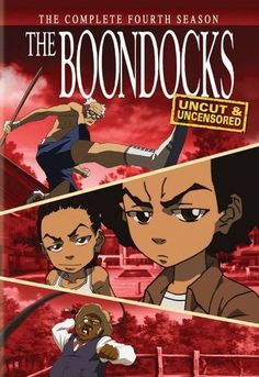 The Boondocks: The Complete Fourth Season [4 Discs] [DVD]