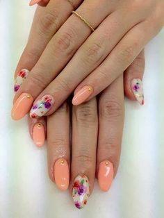 TRENDY NAIL ART 2014 nail art style 2014