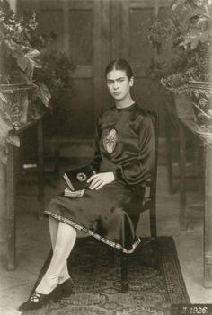 Guillermo Kahlo: Frida Kahlo, 7. Februar 1926