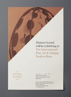 Maison Gerard Identity by Mother Design | Inspiration Grid | Design Inspiration