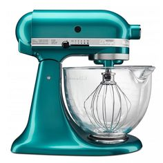 KitchenAid KSM155 Stand Mixer Sea Glass
